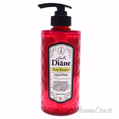 Oil Shampoo Volume and Scalp by Moist Diane for Unisex - 17.