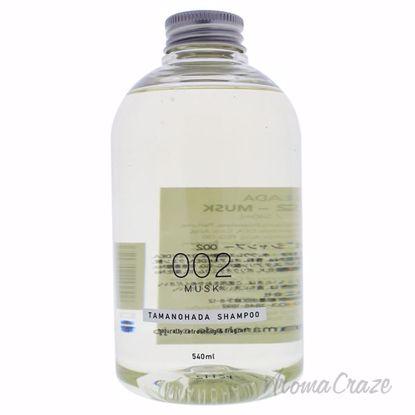 Naturally Refreshing and Fragrant Shampoo - 002 Musk by Tama