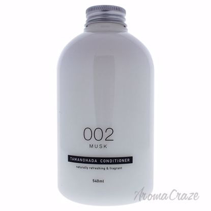 Naturally Refreshing and Fragrant Conditioner - 002 Musk by