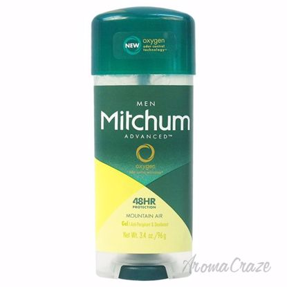 Picture of Mitchum Power Gel Antiperspirant & Deodorant, Mountain Air by Mitchum for Unisex - 3.4 oz Deodorant Stick