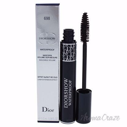 DiorShow Waterproof Backstage Makeup Mascara - 698 Chestnut