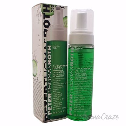 Cucumber De-Tox Foaming Cleanser by Peter Thomas Roth for Un