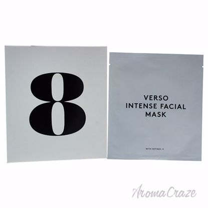 Intense Facial Mask by Verso Skincare for Women - 4 x 0.88 o