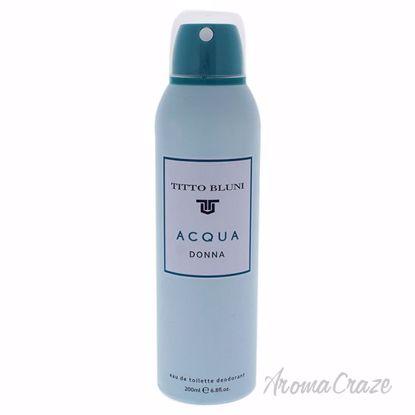 Acqua Donna by Titto Bluni for Women - 6.8 oz Deodorant Spra