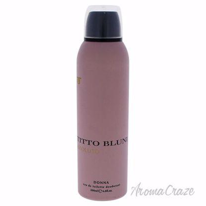Assoluto Donna by Titto Bluni for Women - 6.8 oz Deodorant S