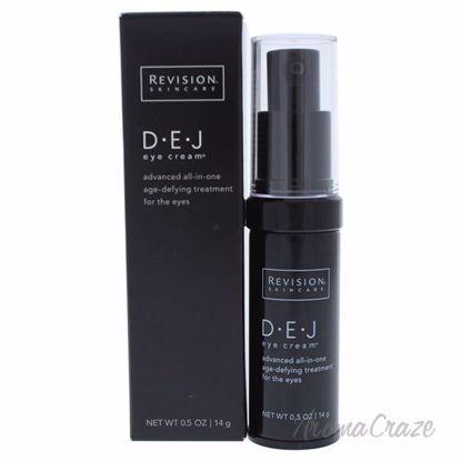 DEJ Eye Cream by Revision for Unisex - 0.5 oz Cream