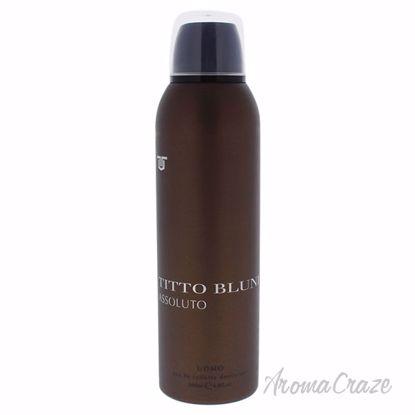 Assoluto Uomo by Titto Bluni for Men - 6.8 oz Deodorant Spra
