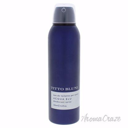 Acqua Blu by Titto Bluni for Men - 6.8 oz Deodorant Spray