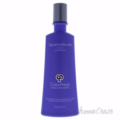 Signature Blonde Violet Shampoo by ColorProof for Unisex - 8