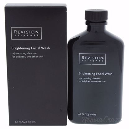 Brightening Facial Wash by Revision for Unisex - 6.7 oz Clea