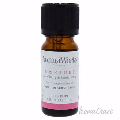 Picture of Nurture Essential Oil by Aromaworks for Unisex - 10 ml Essential Oil