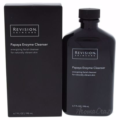 Papaya Enzyme Cleanser by Revision for Unisex - 6.7 oz Clean