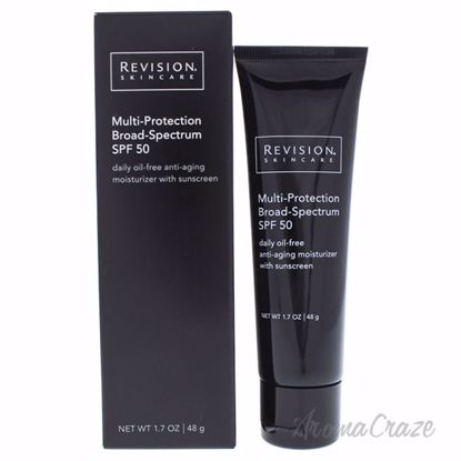Multi Protection SPF 50 by Revision for Unisex - 1.7 oz Mois