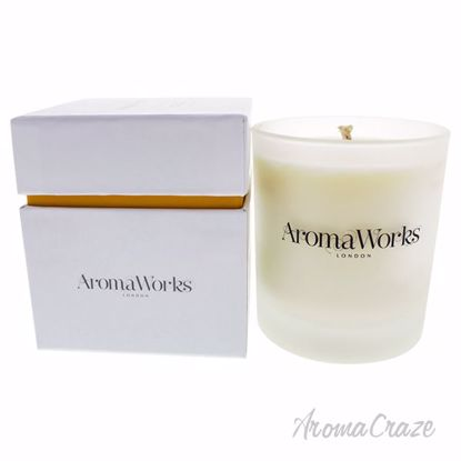 Serenity Candle Medium by Aromaworks for Unisex - 10.1 oz Ca