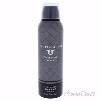 Collezione Black by Titto Bluni for Men - 6.8 oz Deodorant S