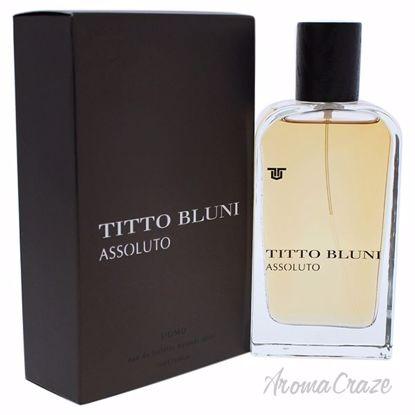 Assoluto Uomo by Titto Bluni for Men - 2.6 oz EDT Spray