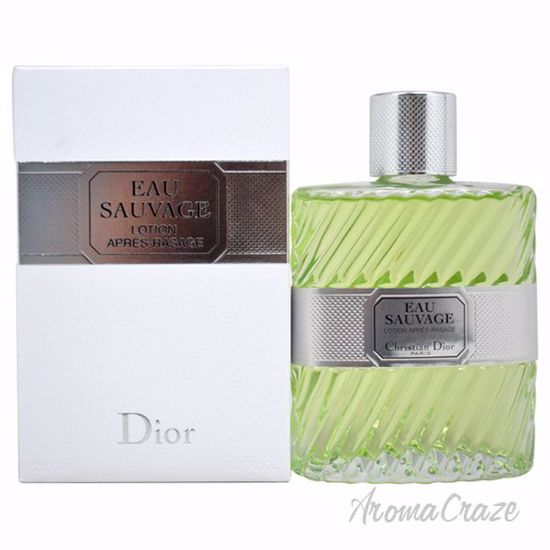 Eau Sauvage by Christian Dior for Men - 3.4 oz After Shave L