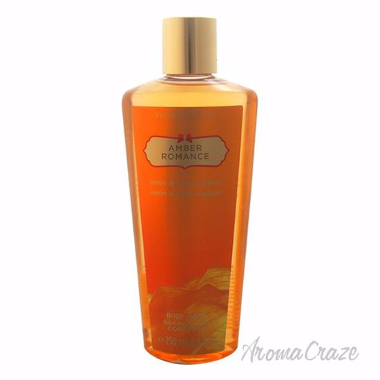 Amber Romance by Victorias Secret for Women - 8.4 oz Body Wa