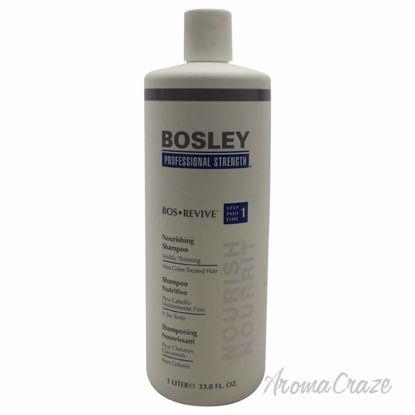 Bos Revive Nourishing Shampoo for Visibly Thinning Non Color