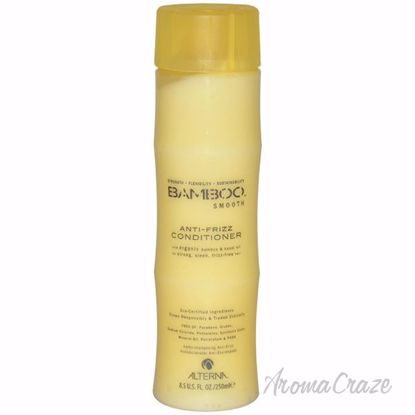 Bamboo Smooth Anti-Frizz Conditioner by Alterna for Unisex -