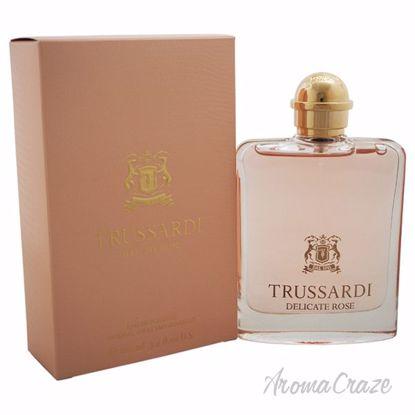 Trussardi Delicate Rose by Trussardi for Women - 3.4 oz EDT
