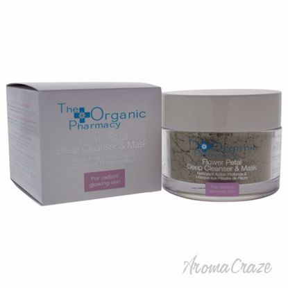 Flower Petal Deep Cleanser and Mask by The Organic Pharmacy