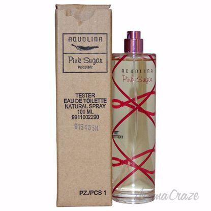 Pink Sugar by Aquolina for Women - 3.4 oz EDT Spray (Tester)