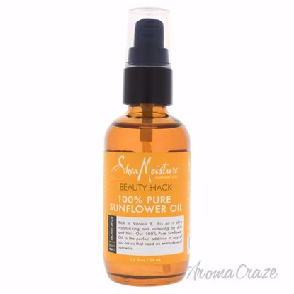 Picture of 100 Percent Pure Sunflower Oil by Shea Moisture for Unisex - 1.9 oz Oil