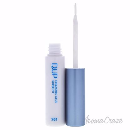 Eyelashes Glue Super Fit - 501N Rubber by DUP for Women - 0.