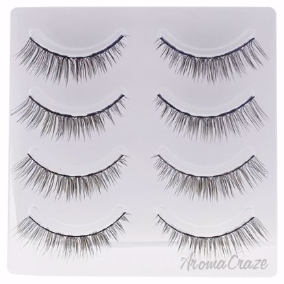 False Eyelashes - 12 Sweet Brown by Miche Bloomin for Women