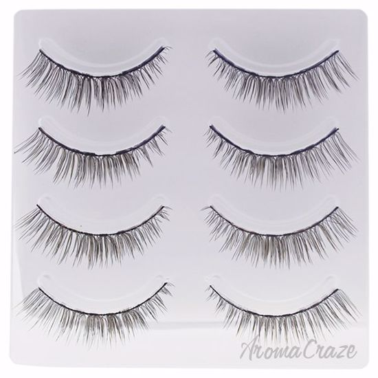 0b9f563e320 False Eyelashes - 12 Sweet Brown by Miche Bloomin for Women - 4 Pair  Eyelashes