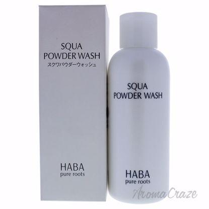 Squa Powder Wash by Haba for Women - 3 oz Face Wash
