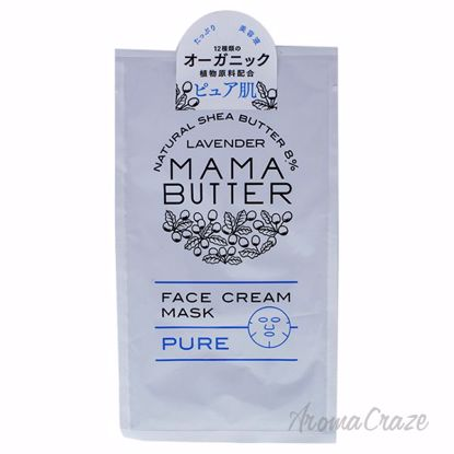 Face Cream Mask Pure by Mama Butter for Women - 1 Pc Mask