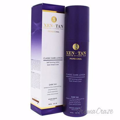 Classic Dark Lotion by Xen-Tan for Unisex - 5 oz Body Lotion