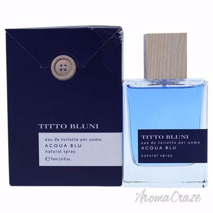 Acqua Blu by Titto Bluni for Men - 2.6 oz EDT Spray (Tester)