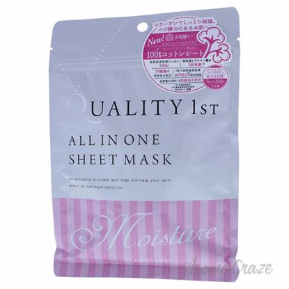 Quality 1st All in One Sheet Mask by Quality First for Women