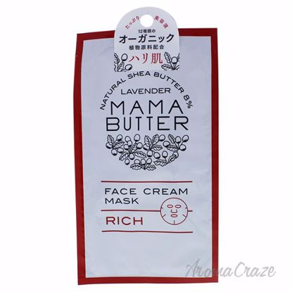 Face Cream Mask Rich by Mama Butter for Women - 1 Pc Mask