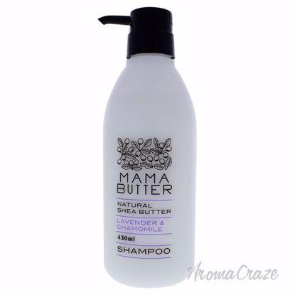 Natural Shea Butter Shampoo by Mama Butter for Women - 14.5