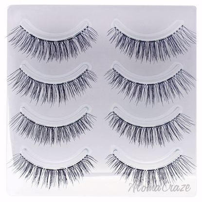 False Eyelashes - 18 Girl Mix by Miche Bloomin for Women - 4