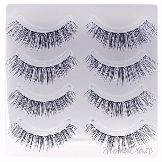 1f220d84137 False Eyelashes - 18 Girl Mix by Miche Bloomin for Women - 4 Pair Eyelashes