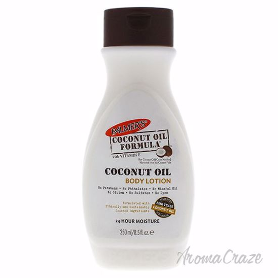 Coconut Oil Body Lotion by Palmers for Unisex - 8.5 oz Lotio