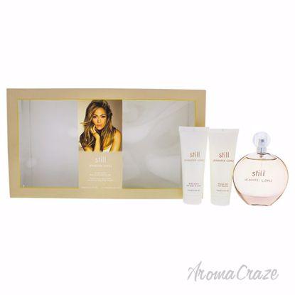 Still by Jennifer Lopez for Women - 3 Pc Gift Set 3.4oz EDP
