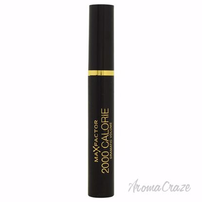 Picture of 2000 Calorie Mascara Dramatic Volume - Black Brown by Max Factor for Women - 9 ml Mascara