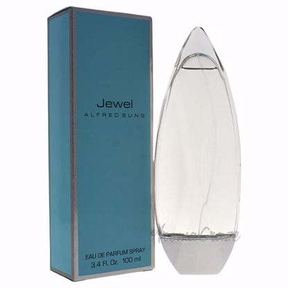 Jewel by Alfred Sung for Women - 3.4 oz EDP Spray