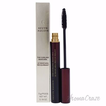 The Curling Mascara - Black by Kevyn Aucoin for Women - 0.18