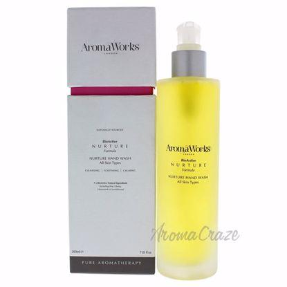 Nurture Hand Wash by Aromaworks for Unisex - 6.67 oz Hand Wa