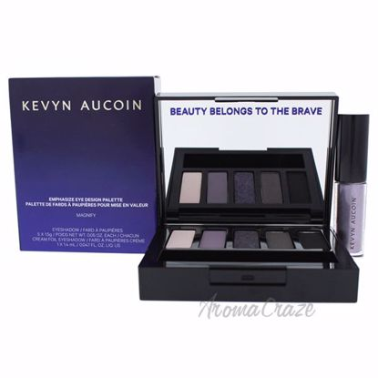 Emphasize Eye Design Palette - Magnify by Kevyn Aucoin for W