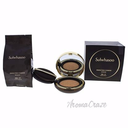 Perfecting Cushion Intense SPF 50 - 17 Light Beige by Sulwha