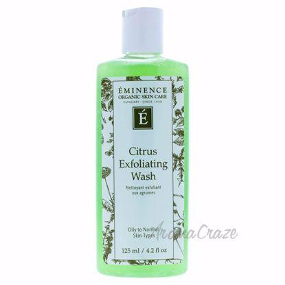 Citrus Exfoliating Wash by Eminence for Unisex - 4.2 oz Face