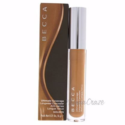 Ultimate Coverage Longwear Concealer - Golden by Becca for W